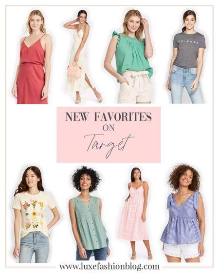 New Favorites On Target http://liketk.it/3hVFL @liketoknow.it #liketkit #LTKbeauty #LTKstyletip #LTKfit