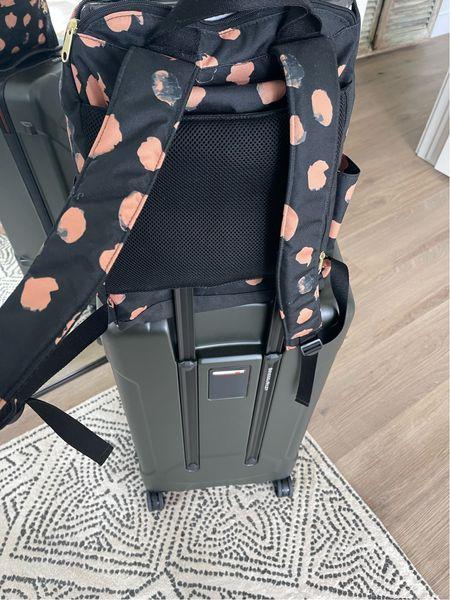 #travel my bags.   #LTKtravel #LTKitbag