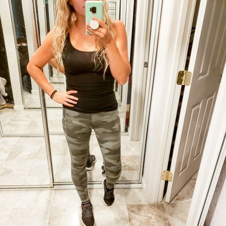 School started today & u can bet I'm the mom in leggings instead of being all dressed up. These high waisted camo leggings are so http://liketk.it/3lDP9 soft & buttery,  have pockets on both sides for your phone & fit TTS. @liketoknow.it #liketkit #LTKstyletip #LTKunder50 #LTKunder100 #LTKfit #LTKfamily #LTKbump #LTKcurves #LTKshoecrush #LTKtravel #LTKkids @liketoknow.it.home @liketoknow.it.family Screenshot or 'like' this pic to shop the product details from the LIKEtoKNOW.it app, available now from the App Store!