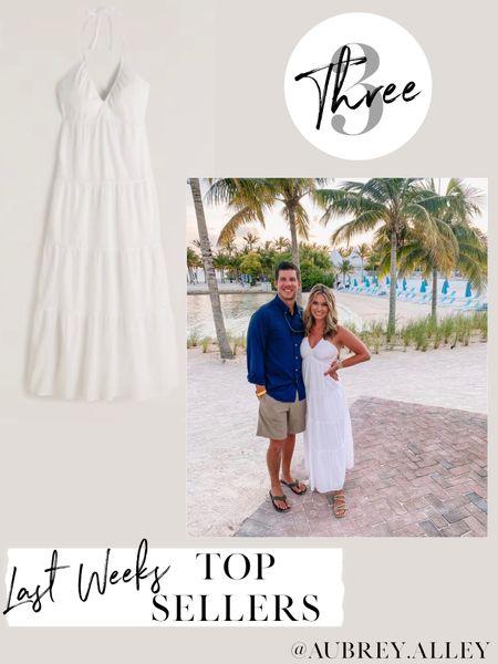 Haltered tiered maxi dress! http://liketk.it/3hCKz @liketoknow.it #liketkit #LTKtravel #LTKwedding