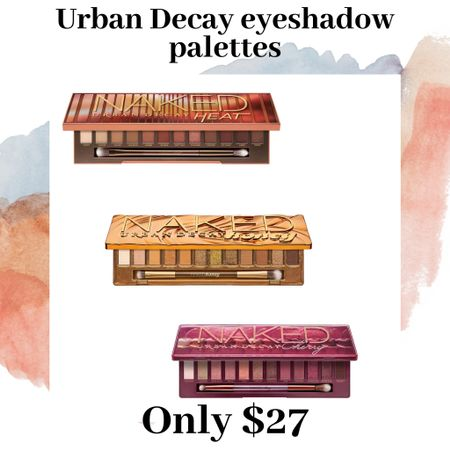 Mega Black Friday sales happening at Ulta right now!!! Under $30 for tons of eyeshadow pallets, glow kits, lipsticks, mascara and more!! Too makeup brands at an amazing gift giving price or for yourself❤️  my favorite mascara ONLY $10!!! Top lipstick brands ONLY $10, glow kit palettes ONLY $20, these amazing eyeshadow urban decay  palettes ONLY $27🎉🎉 http://liketk.it/328hG #liketkit @liketoknow.it #LTKgiftspo #LTKbeauty #LTKsalealert Shop my daily looks by following me on the LIKEtoKNOW.it shopping app