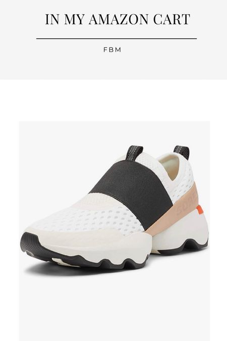 Amazon finds, workout sneakers, fitness style, sorel, trainers, activewear, amazon cart   #LTKfit