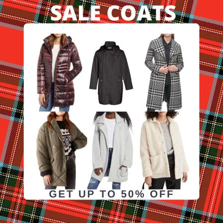 Nordstrom outerwear sale!! Super cute and warm sherpa jackets, puffer jackets, waterproof jackets and more. Get up to 50% off jackets 🎊🎊 http://liketk.it/34tbC #liketkit @liketoknow.it #LTKNewYear #LTKgiftspo #LTKsalealert Follow me on the LIKEtoKNOW.it shopping app to get the product details for this look and others