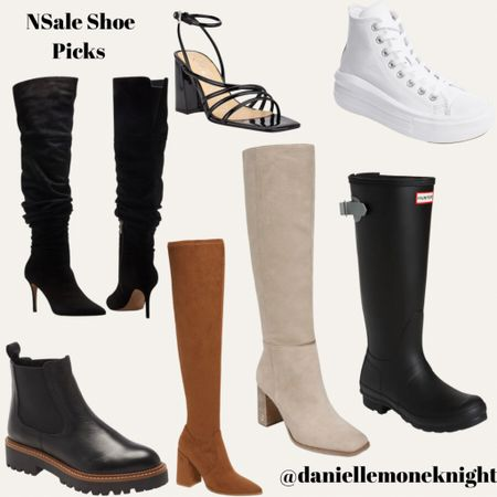 If I've taken after my mother with anything it's her love of shoes and this season I'm loving boots!! I can't wait for Fall! Check out my shoe picks from the #NSale   #LTKunder100 #LTKshoecrush #LTKsalealert