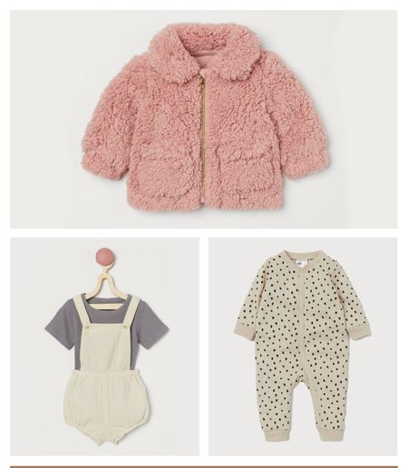 baby girl H&M favorites   #LTKbaby #LTKunder50