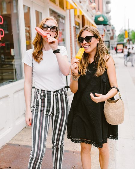 One of the best sales this weekend is @victoriaemerson. Cute, affordable wrap bracelets we love - all Buy One Get One Free. 👯♀️ No code needed. Swipe for a closer look at Shana & Gwen's favs and shop them with the LIKEtoKNOW.it app (or on the blog) // http://liketk.it/2C3JH #liketkit @liketoknow.it #VictoriaEmerson #TheMomEdit #TheMomEditStyle #sponsored