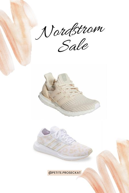 My favorite ultraboost sneakers are currently out of stock but I'm hoping for a restock!! These are a great alternative option too!   #LTKsalealert #LTKshoecrush
