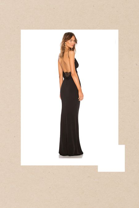 Wedding guest dress, black dress, gorgeous event dress  #LTKwedding #LTKfit #LTKstyletip