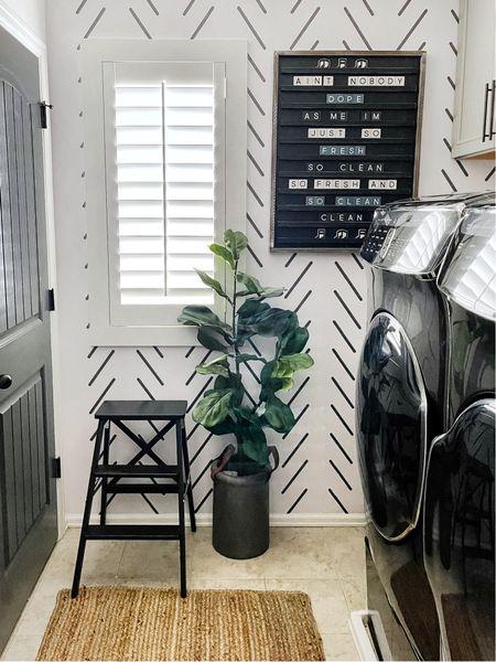 http://liketk.it/3d4mM Laundry Room Inspo @liketoknow.it @liketoknow.it.home #liketkit #LTKhome #LTKfamily #LTKunder100