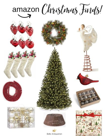 Amazon Christmas finds! 🎄  #LTKHoliday #LTKGiftGuide #LTKhome