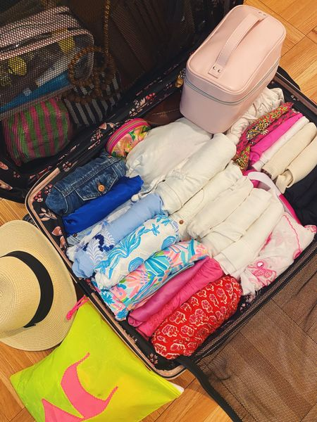 All that I could link that I'm packing for our cruise to Mexico!!  #vacation #vacationpacking #cruise #LillyPulitzer #resortwear #AmazonFashion #FoundItOnAmazon