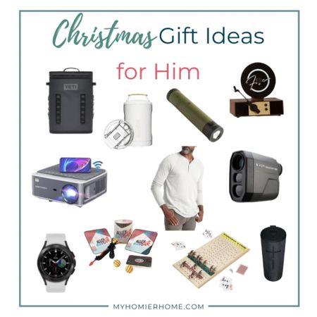 Gift ideas for men by men; gifts for him   #LTKSeasonal #LTKmens #LTKGiftGuide