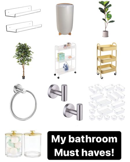 Bathroom must haves! http://liketk.it/35wck #liketkit @liketoknow.it #StayHomeWithLTK #LTKfamily #LTKhome
