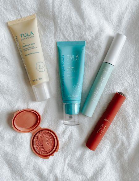 "Summer glow. Lip creme color is ""mauve.""   #LTKunder50 #LTKbeauty #LTKsalealert"