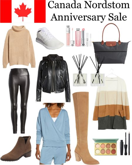 Here are some of my recs for all my Canadian friends! There's a lot of overlap with my original list of recommendations but I have it on good authority that these are also well-stocked! Lots more to recommend than this so be sure to watch the video this Saturday on my YouTube channel! #canada #Nordstrom #NordstromAnniversarySale #NSale   #LTKbeauty #LTKsalealert #LTKunder100