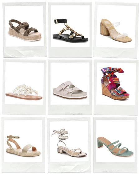 Must Have Sandals At DSW! http://liketk.it/3ea4c #liketkit @liketoknow.it #LTKshoecrush Shop your screenshot of this pic with the LIKEtoKNOW.it shopping app!!