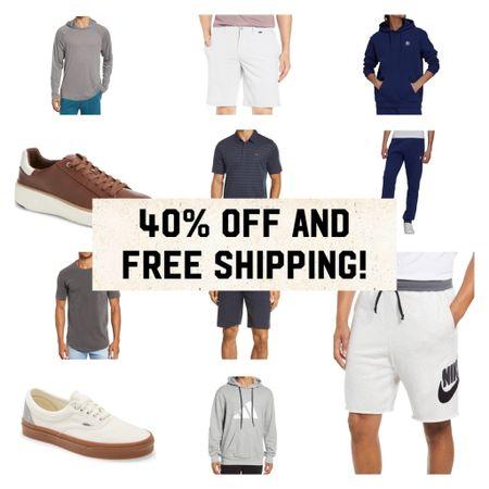 Men's clothing sale, fall outfits, men's shoes  #LTKmens #LTKsalealert #LTKunder50
