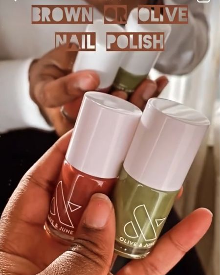 http://liketk.it/31DoX #liketkit @liketoknow.it olive and June nail polish fall and winter colors