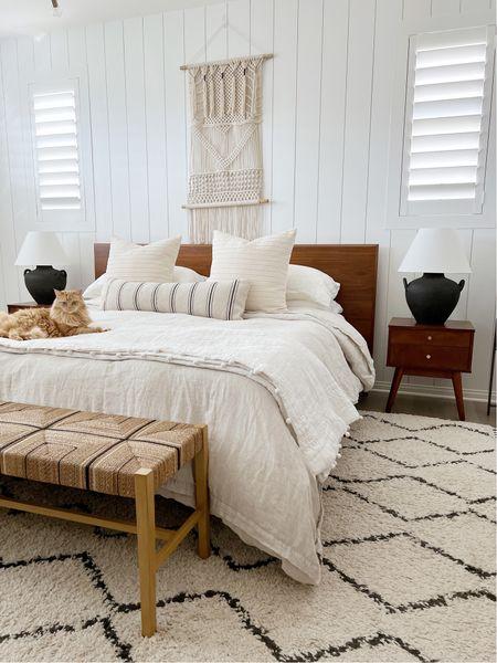 New Serena & Lily bedding! #bedding #serena&lily #bedroomdecor  #LTKhome