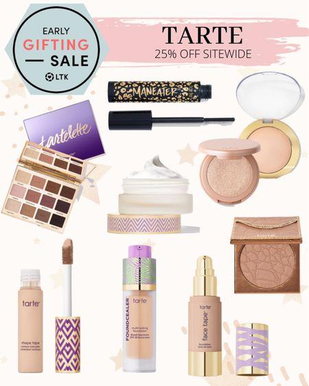 Tarte cosmetics  #tarte #makeup #concealer #foundation #eyeshadow #mascara #highlighter #skincare #beautyfavorites #tartecosmetics  #LTKunder50 #LTKbeauty #LTKSale