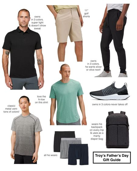 His full Father's Day gift guide is here! @liketoknow.it #liketkit http://liketk.it/3hzoD #LTKfamily #LTKmens #LTKfit