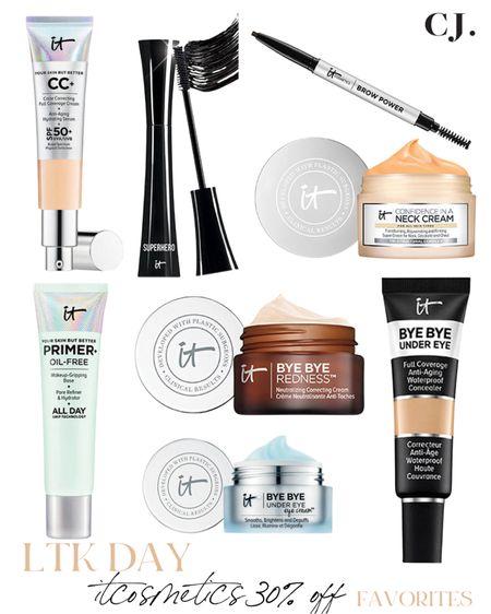 Ltk sale It costmetics favorites   #LTKsalealert #LTKbeauty