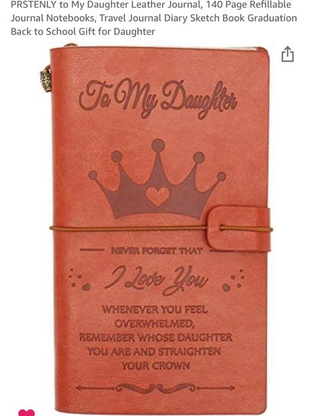 Gifts for daughter. Mom gifts. Amazon finds. Journal. Keepsake. Gift ideas. Birthday gift ideas. Family memories journal. Gift for daughter. Graduation gift idea. @liketoknow.it @liketoknow.it.family http://liketk.it/3gEUk #liketkit #LTKfamily #LTKkids #LTKunder50
