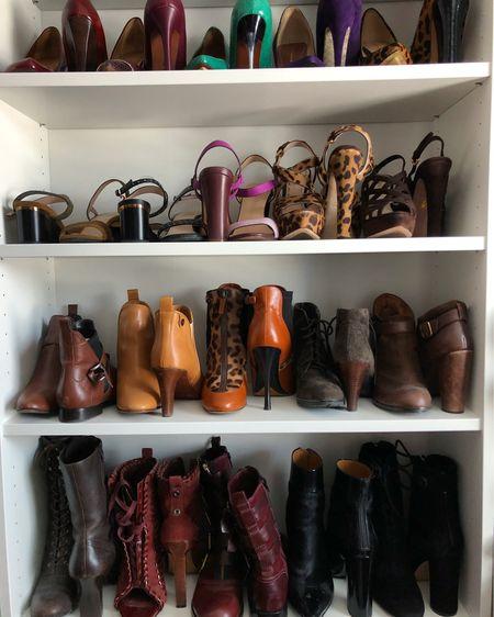 Who else missed shoes?  #shoecollection #shoeaddict #shoeslover #designershoes http://liketk.it/38dxk #liketkit @liketoknow.it #LTKshoecrush