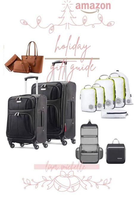 Awesome deals on travel gear and organizers! #FoundItOnAmazon #LTKBlackFriday #LTKSaleAlert