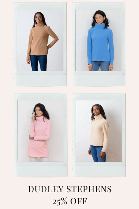 Dudley Stephens fleece 25% off sitewide with code LABORDAY! They run true to size for me, and are hands down the softest items I own 🤗 #LTKSaleAlert #DudleyStephens #fleece