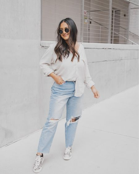 Urban outfitters jeans are only $34!! I purchased them for $64 and they are my fav straight leg jeans!  #LTKsalealert #LTKunder50 #LTKstyletip