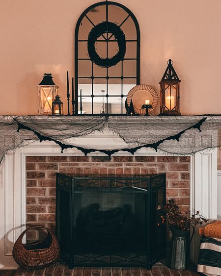 I will be sharing our Halloween decor on the blog this week!  #LTKHoliday #LTKSeasonal