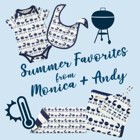 Summer favorites from Monica + Andy. The perfect gift for that summer baby!    #LTKfamily #LTKbaby #LTKbump