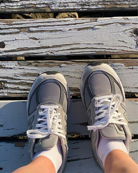 Spring sneakers. New balance sneakers. http://liketk.it/3eq8q #liketkit @liketoknow.it #LTKstyletip #LTKfit #LTKshoecrush
