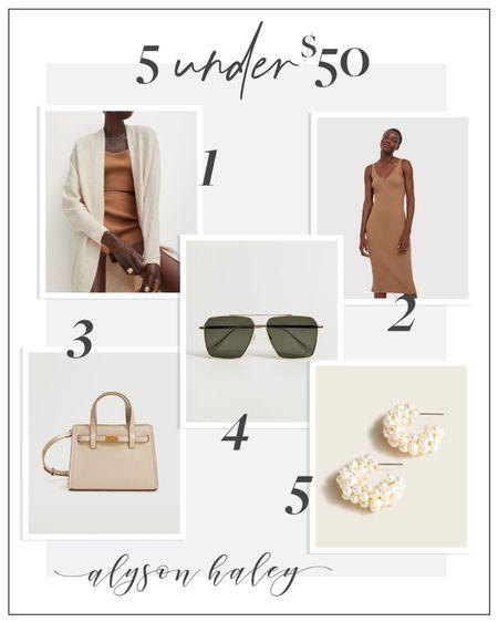 Under fifty fall finds, neutral staple pieces under $50  #LTKstyletip #LTKunder50 #LTKeurope