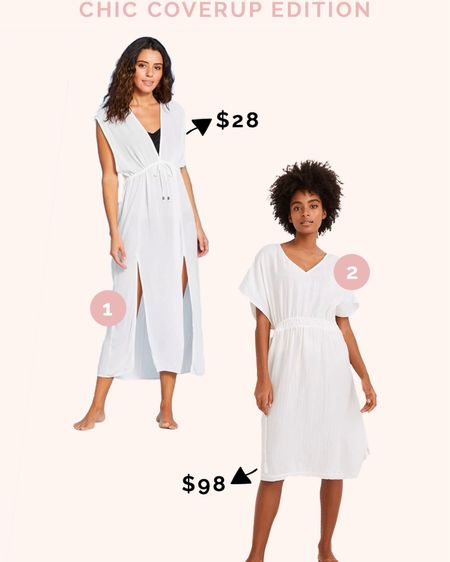 Chic Swimsuit Cover Up! Shop the original and similar look for less!  #targetstyle #targetdeal #targetrun #targetdupe @liketoknow.it #liketkit http://liketk.it/3hjrn