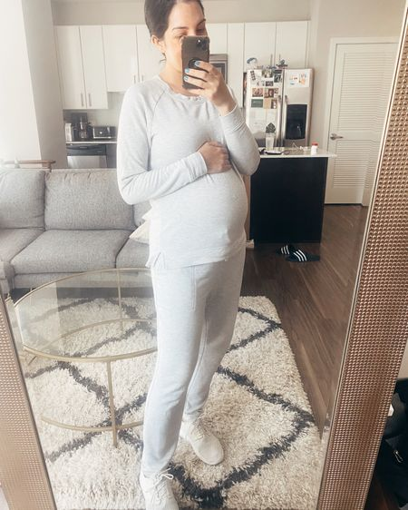 A non maternity outfit but the most comfortable. This set from Lou and grey is incredibly soft and currently 30% off! http://liketk.it/3cMVy #liketkit @liketoknow.it @liketoknow.it.family #LTKunder100 #LTKbump #LTKsalealert