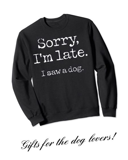 Dog lovers gifts! Available on Amazon! Dog shirts   http://liketk.it/3jI3n #liketkit @liketoknow.it #LTKstyletip @liketoknow.it.home Shop your screenshot of this pic with the LIKEtoKNOW.it shopping app