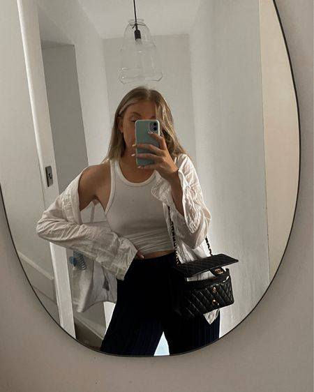 Neutral outfit, summer outfit, summer style , neutral style, monochrome outfit, minimal outfit @liketoknow.it #liketkit http://liketk.it/3kVJU #LTKeurope #LTKunder50 #LTKstyletip