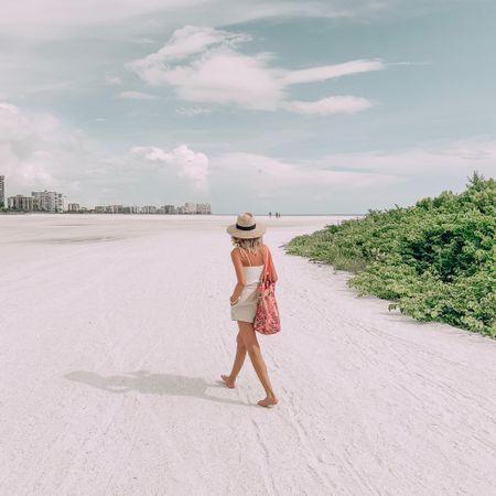 Beach walks in my new favorite shorts! Vacation Marco Island  Travel  Beach   http://liketk.it/2Dyrw #liketkit #LTKtravel #LTKswim #LTKstyletip @liketoknow.it