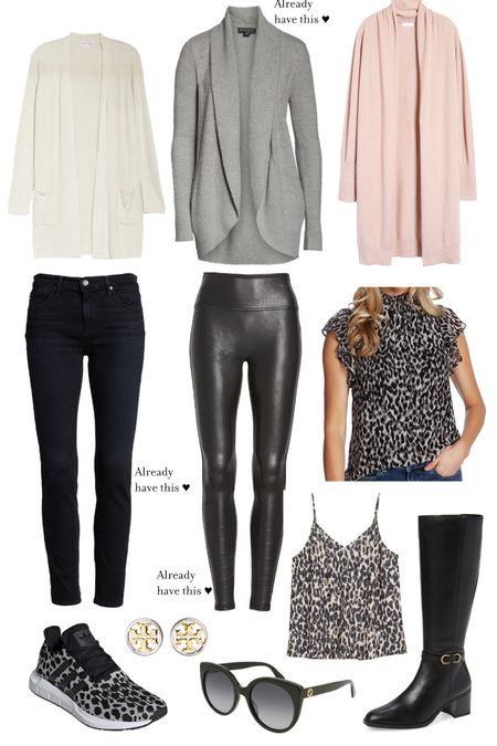My favorites pieces from the Nordstrom Sale! #Nsale #NordstromSale #barefootdreams #agjeans #toryburch