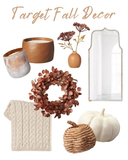 Tasteful fall decor from Target so you can elevate your space to match the season!🍁#targetfinds #homedecor #target #LTKfall  #LTKhome #LTKSeasonal