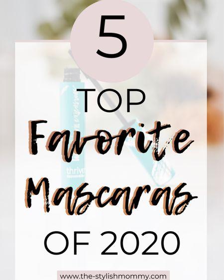 My favorite 5 top mascaras of 2020 http://liketk.it/2VmzY #liketkit @liketoknow.it #LTKunder50 #LTKbeauty #LTKstyletip