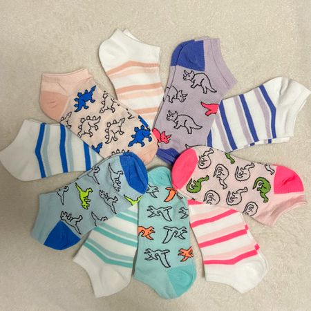 Aren't these the cutest women's dinosaur socks ever?    #LTKstyletip #LTKunder50 #LTKfamily