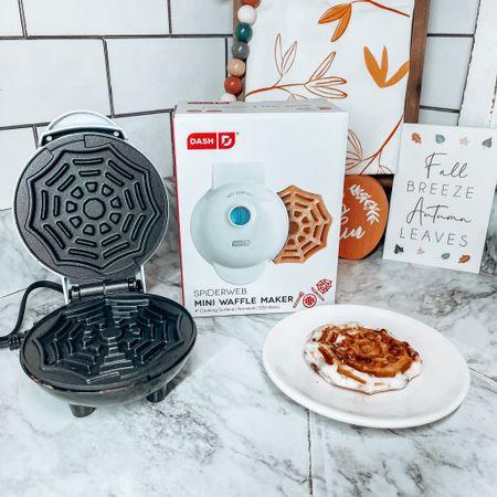 Loving the new holiday mini waffle makers at @target! #targetfinds #targetdeal #targethome #targetstyle #targetmom  #LTKhome #LTKSeasonal