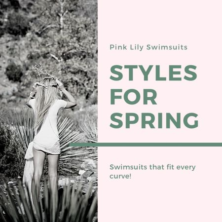 Swimsuit season is just around the corner! Here are some of my top picks from pink Lily boutique💓  http://liketk.it/39RUq   #liketkit   @liketoknow.it