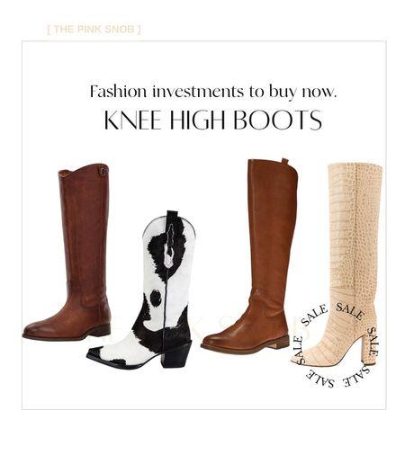 Boots for Fall. Fall outfits. Boots.  #LTKSeasonal #LTKshoecrush #LTKsalealert