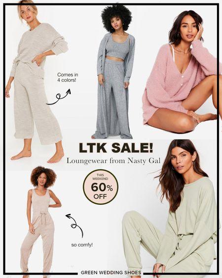 Comfy loungewear on sale for 60% off this weekend!!   #LTKsalealert http://liketk.it/3hujY #liketkit @liketoknow.it