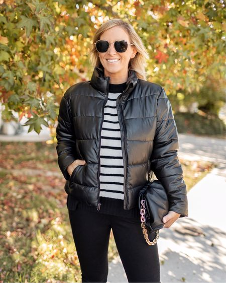 Needed a new jacket for San Francisco this weekend and this one is IT #ad Another GREAT jacket find from #WalmartFashion, this one also comes in camel and a bubblegum pink. Snag yourself before they are gone 😍 @walmart @walmartfashion    #LTKSeasonal #LTKunder50 #LTKstyletip