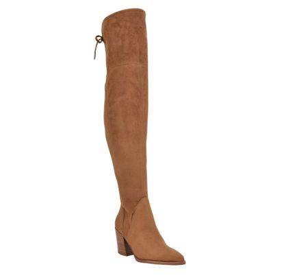 How gorgeous are these tan over the knee boots in the #nsale on sale for under $175. These pointed toes high heel boots are for Fall 2021 and also come in black. Grab them now before the N sale 2021 ends 8/8. #nordstrom #overthekneeboots #fallfashion #ltkboots #nordstromanniversarysale   #LTKsalealert #LTKshoecrush #LTKstyletip